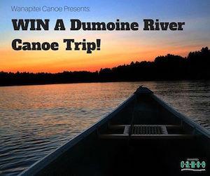 Canoe Trip Contest
